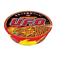 Nissin Ufo Bowl Fried Ramen Japanese Sauce 100gm