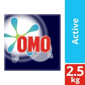Omo Active Auto Laundry Detergent Powder 2.5kg