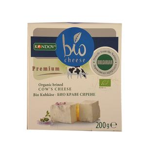 Kondov Organic Brined Cow's Cheese 200g