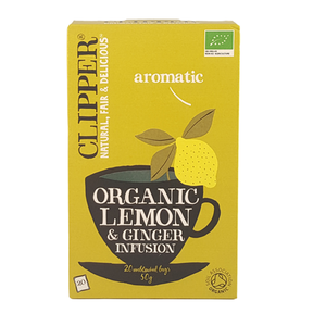 Lemon & Ginger 20bags