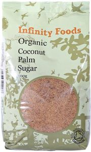 Infinity Foods Coconut Palm Sugar 500g