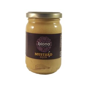 Organic Mustard Dijon 200g