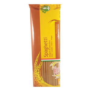 Organic Spaghetti Wholemeal Durum Wheat 500g
