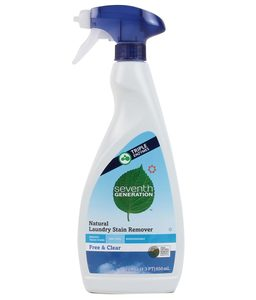 Seventh Generation Natural Laundry Stain Remover 650ml