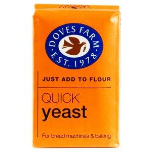 Quick Yeast 125g