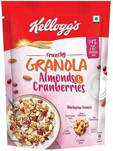 Whole Earth Red Fruit Crunch Granola 375g