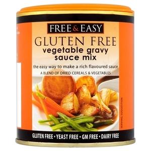 Gluten Free Gravy Sauce Mix 130g