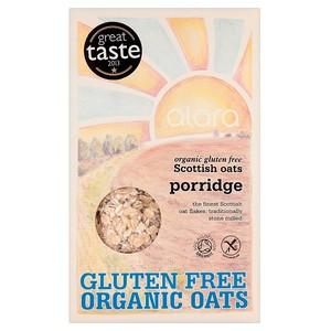 Alara Scottish Oats Porridge Org Gf 500g