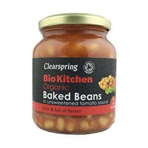 Organic Baked Beans 350g