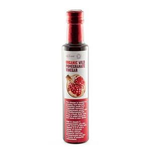 Sun And Seed Organic Wild Pomegranate Vinegar 250ml