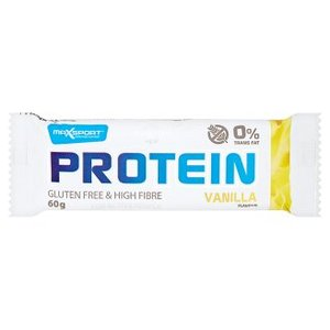 Maxsport Protein Bar Vannila Gf 60gm