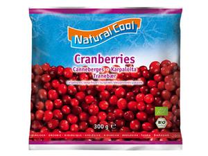 Natural Cool Raspberries 300g