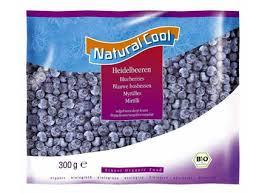 Natural Cool Blueberries 300g
