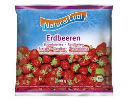 Natural Cool Strawberries 300g