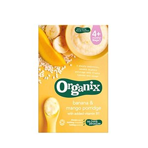 Organic Banana Porridge 120g