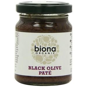 Organic Black Olive Pate