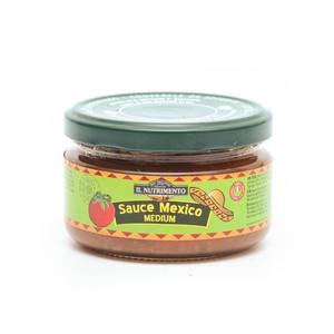 Organic Mexican Medium Sauce 180g