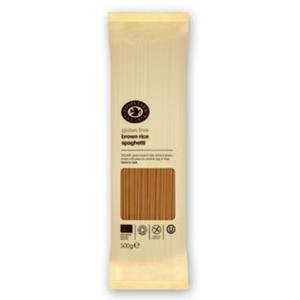 Gluten Free Organic Brown Rice Pasta Spaghetti 500g