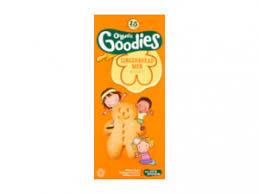 Organic Gingerbread Men 135g