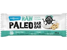 Paleo Raw Coconut Cashew Bar 50g