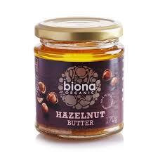 Organic Hazel Butter 170g