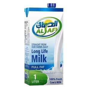 Al Safi UHT Milk Full Fat 1L