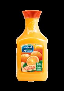 Almarai 100% Orange Juice 1.5L