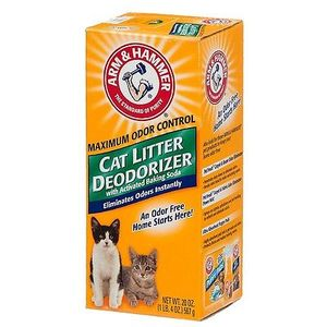 Arm And Hammer Cat Litter Deodorizer 567g