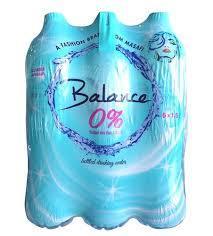 Balance Water Zero Sodium 6x1.5l