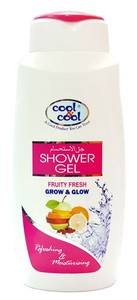 Cool And Cool Shower Gel Fruity Fresh 500ml