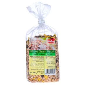 Delba Whole Grain Muesli 500gm