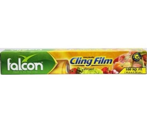 Falcon Cling Film 100 Ft 100sqft