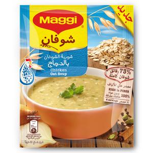 Nestle Maggi Chicken Oat Soup 65g