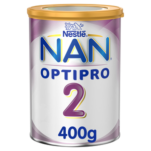 Nestle NAN Optipro Stage 2 From 6 To 12 Months 400g