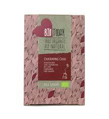 Organic Charming Chai Spices Tea 20x1.75g