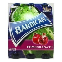 Barbican Non Alcoholic Pomegranate 6x330ml