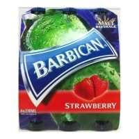 Barbican Non Alcoholic Beer Strawberry Nrb 6x330ml