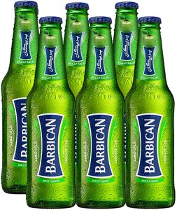 Barbican Non Alcoholic Beer Apple Nrb 6x330ml