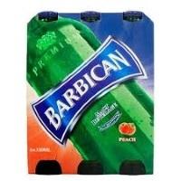 Barbican Non Alcoholic Beer Peach Nrb 6x330ml