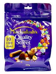Mackintosh`s Chocolate Assorted 600g