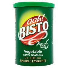 Bisto Gravy Granules Vegetable 170g