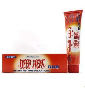 Deep Heat Muscular Pain Relieving Rub  67g