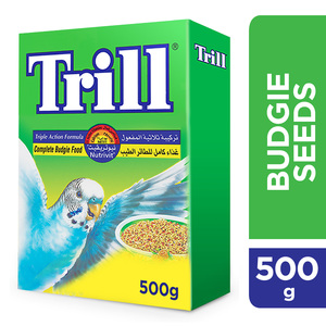 Trill Budgie Seeds 500g