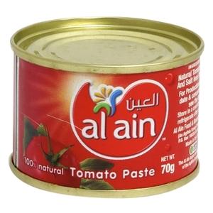 Al Ain Tomato Paste 70g