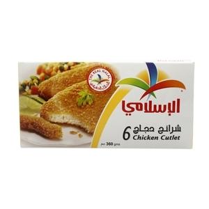 Al Islami Chicken Cutlet 360 Gm