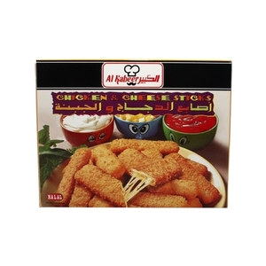 Al Kabeer Chicken & Cheese Sticks  250g