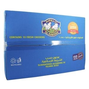 Al Rawdah Fresh Chicken  10x1kg