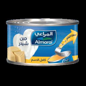 Almarai Tin Cheese Full Fat 200g