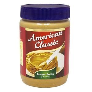 American Cls P/But Crun  510 Gm