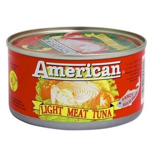 American Light Meat Tuna 185g